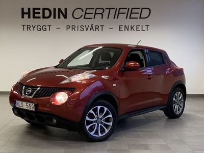 gebraucht Nissan Juke 1.6 117hk AUT *V-hjul*