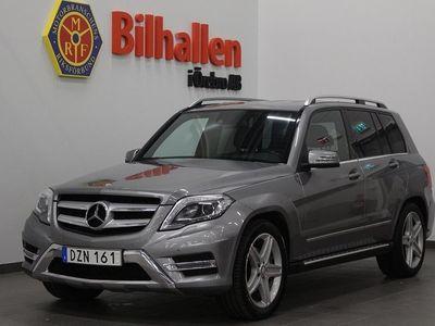 begagnad Mercedes GLK220 CDI AMG 4MATIC *Aut *Navi *Värmare