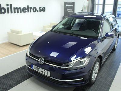 begagnad VW Golf Sportscombi TDI 115 Värmare/Drag