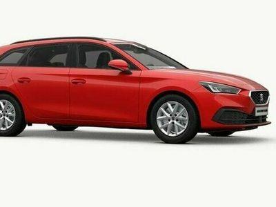 begagnad Seat Leon Sportstourer 1.5 eTSI 150HK DSG7 STYLE Erbjudande!