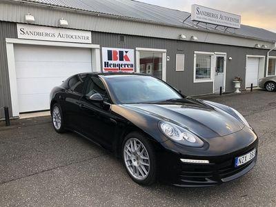 begagnad Porsche Panamera 250 Hk Facelift Svensksåld