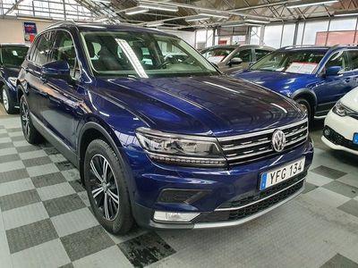 begagnad VW Tiguan 2.0 TDI BlueMotion 4M DSG
