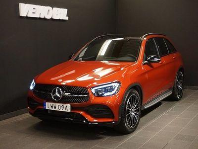 begagnad Mercedes E300 GLC Benz d 4MATIC AMG SUV 2020, SUV 559 000 kr