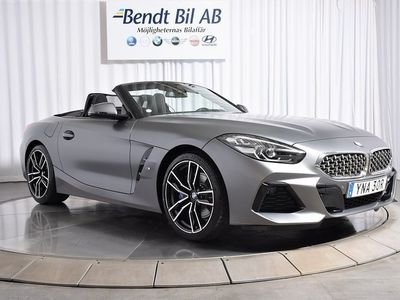 begagnad BMW Z4 sDrive30i / M Sport / Frozen Grey