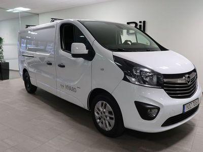 begagnad Opel Vivaro 1.6 CDTI BIturbo 125hk