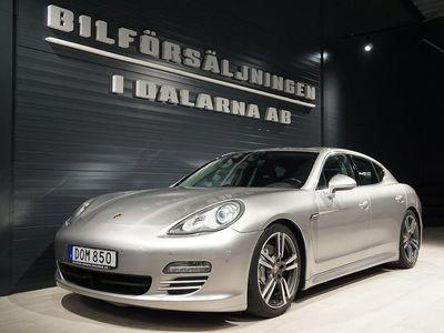 begagnad Porsche Panamera 4S PDK Sport Chrono 400hk