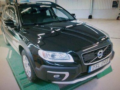 begagnad Volvo XC70 D4 AWD Momentum 181hk