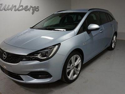 begagnad Opel Astra Sport Tourer 1.4 GSI+ AUT 145hk