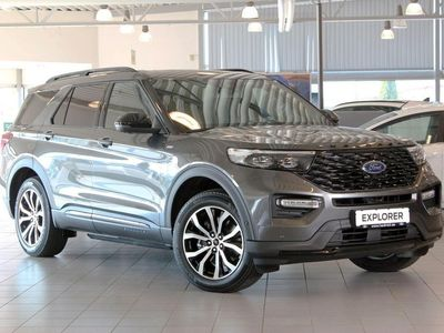 begagnad Ford Explorer 3.0 V6 457hk Plug-In Hybrid ST-