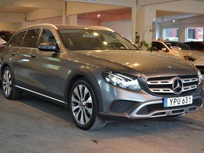 begagnad Mercedes E220 All-Terrain All-T d 4M Aut Gps Drag 194hk