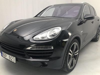 begagnad Porsche Cayenne S E-Hybrid S Hybrid