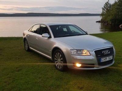 begagnad Audi A8 3.0tdi quattro -07