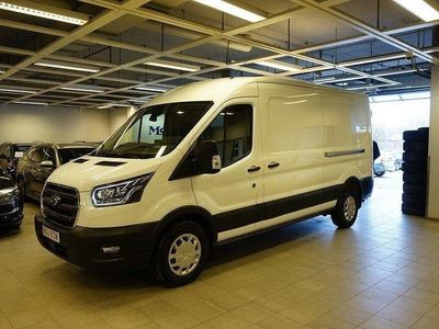 begagnad Ford Transit 170HK 350 L3 Skåp Xenon/Drag/BLI