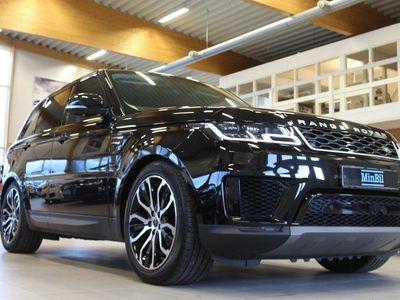 begagnad Land Rover Range Rover Sport 3.0 SDV6 4WD Aut