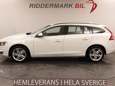 begagnad Volvo V60 D5 AWD Twin Engine (163hk) Momentum, Classic