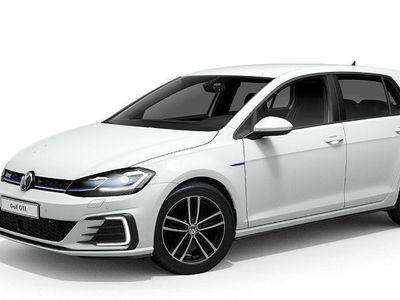 begagnad VW Golf GTE Pluginhybrid Kampanj