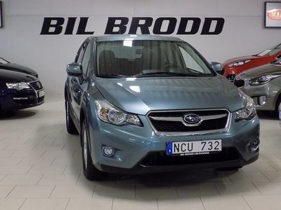 brugt Subaru XV 1,6i AWD Sport