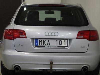 begagnad Audi A6 2.4 QUATTRO | S-LINE 2007, Kombi 79 000 kr