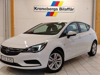 begagnad Opel Astra Enjoy Plus 1.0 T 105hk 5-dörr
