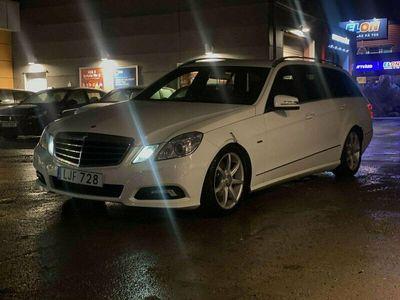 begagnad Mercedes E250 212 KCDI