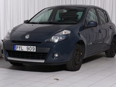 begagnad Renault Clio Halvkombi phII 1.2 16V E5 Exce 5-d 2012, Halvkombi 47 000 kr