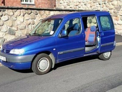 begagnad Citroën Berlingo FA 1.6