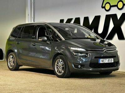 begagnad Citroën Grand C4 Picasso C4 | 1.6 | 7 sits | D-Värm | Backkamera | S&V