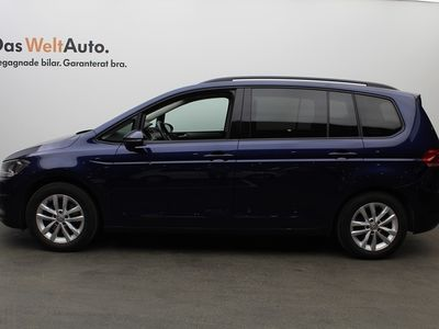 gebraucht VW Touran TSI 150 MAN / Dragpaket / App-Connect
