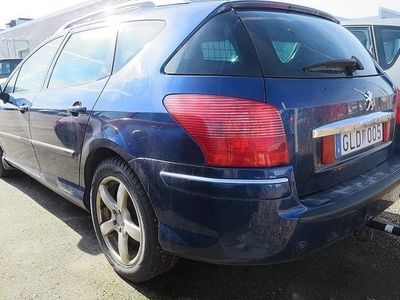 begagnad Peugeot 407 SW 2,7 HDI V6 Automat 2008, Kombi