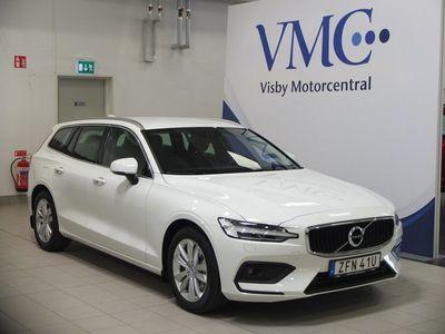 begagnad Volvo V60 T4 Momentum Advanced Edition