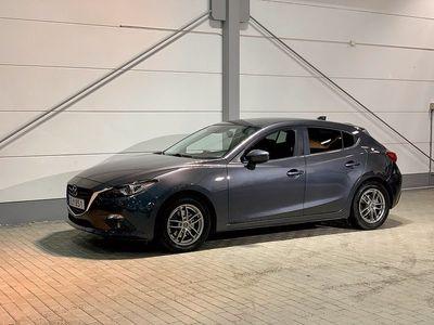 begagnad Mazda 3 2.2 Skyactiv DE Vision 150 HK