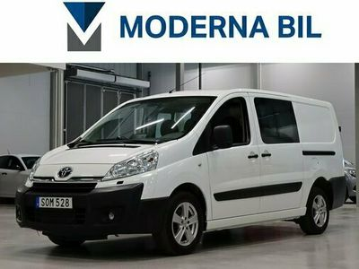 begagnad Toyota Verso Proace2.0 D-4D 6-SITS NAVI B-KAM NYSERV 2014, Transportbil Pris 94 900 kr
