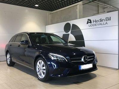 used Mercedes C220 220d kombi, SE Edition, Advantagepaket, kombipaket, vinterpaket