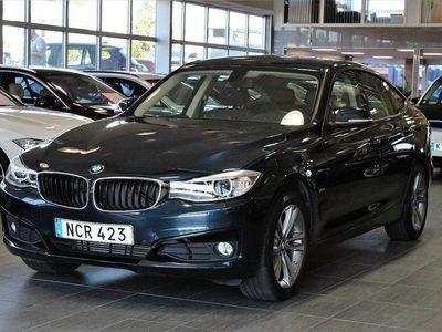 begagnad BMW 320 Gran Turismo d xDrive Sport line Euro 6 190hk 18tum