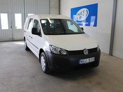 gebraucht VW Caddy Maxi 2.0 Ecofuel Skåp Drag Nybes 109hk