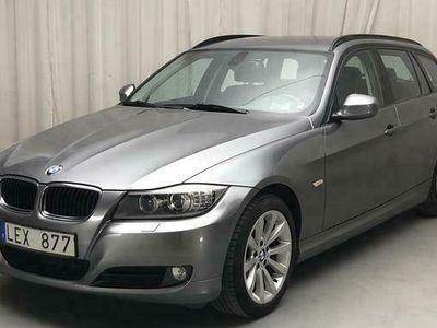 begagnad BMW 318 d Touring, E91 2011, Kombi Pris 65 000 kr