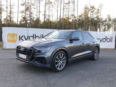 begagnad Audi Q8 50 TDI quattro 2019, SUV 728 000 kr
