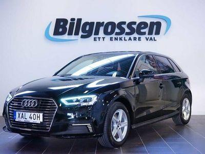 begagnad Audi A3 e-tron 40 Adaptiv Assistans Pkt Plug