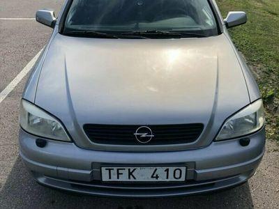 begagnad Opel Astra 5D 1.6 COMF A