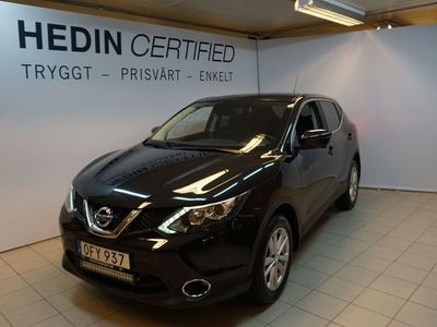 used Nissan Qashqai DCi 110 N-Connecta 2WD