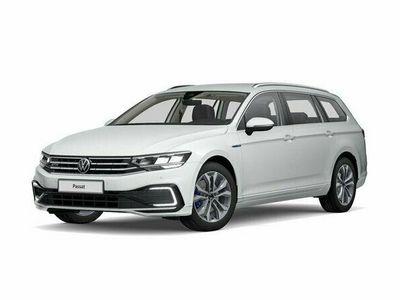 begagnad VW Passat GTE 1.4 TSI Plug-In-Hybrid DSG