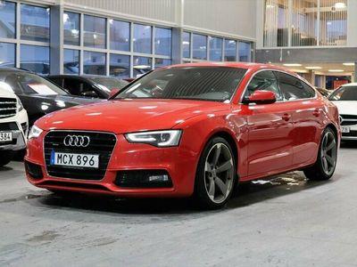 begagnad Audi A5 B8