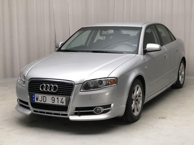 begagnad Audi A4 2.0T quattro (200hk)