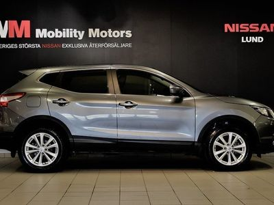 used Nissan Qashqai 130 dCi X-Tronic Acenta Safety Pack Connect Euro 6 *Fynd