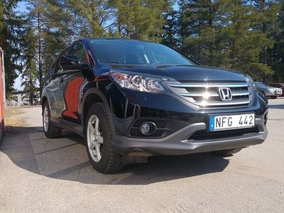 begagnad Honda CR-V 2,2D Elegance