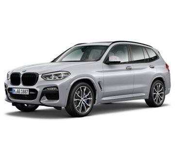 begagnad BMW X3 xDrive30i M Sport Innovation Ed Navi Värmare Drag H K