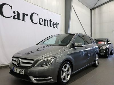 begagnad Mercedes B200 CDI BE BlueEFFICIENCY 7G-DCT Sport 136hk