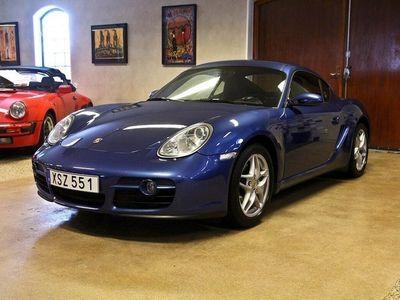 begagnad Porsche Cayman 2.7 H6 245hk -07