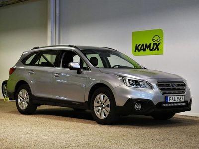 brugt Subaru Outback 2.0 4WD Ridge Drag S&V-Hjul (150hk)
