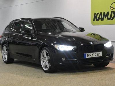 gebraucht BMW 320 d xDrive Steptronic (184hk)